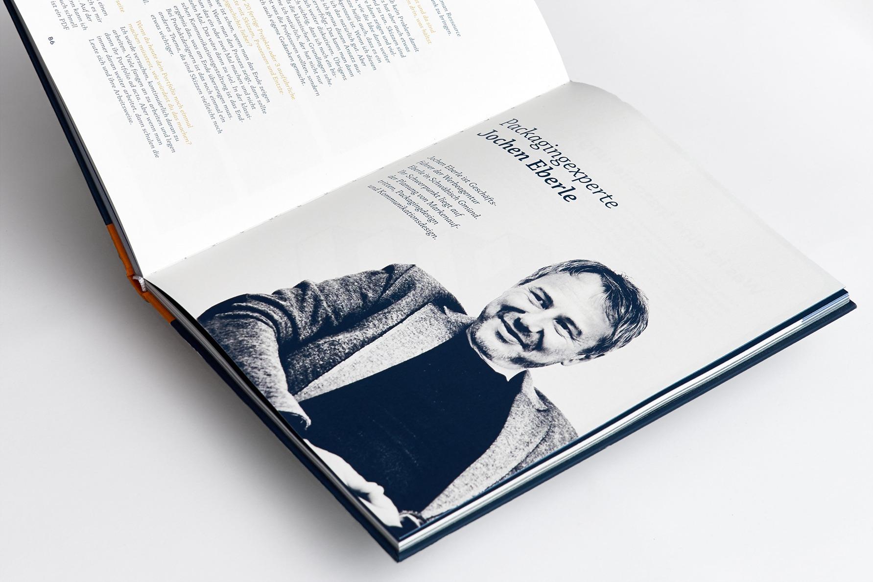 Editorialdesign straubmuellerstudios Stuttgart Interview